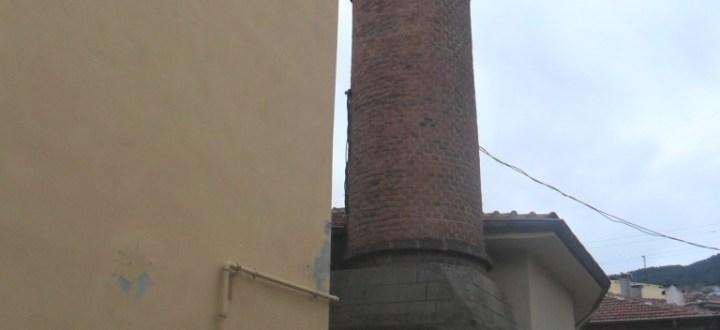 Satı Fakih Mescidi Minaresi