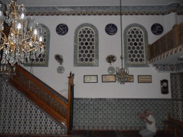 Şible Camii Duvar Süslemeleri
