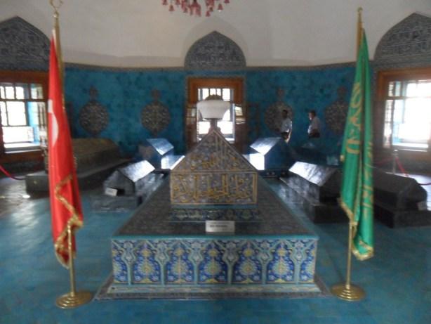 Sultan Çelebi Mehmet Sandukası