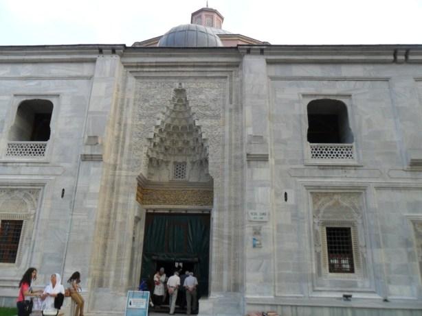 Yeşil Cami Giriş