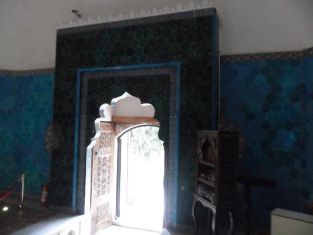 Yeşil Türbe Giriş Kapısı