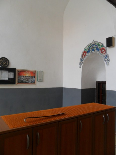 Ahmet Dai Cami Giriş Sol Kısım