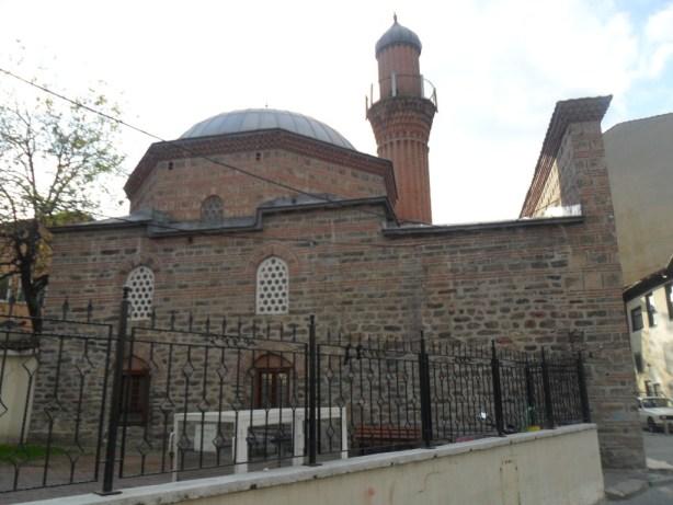 Ahmet Dai Cami Yandan Görünüş