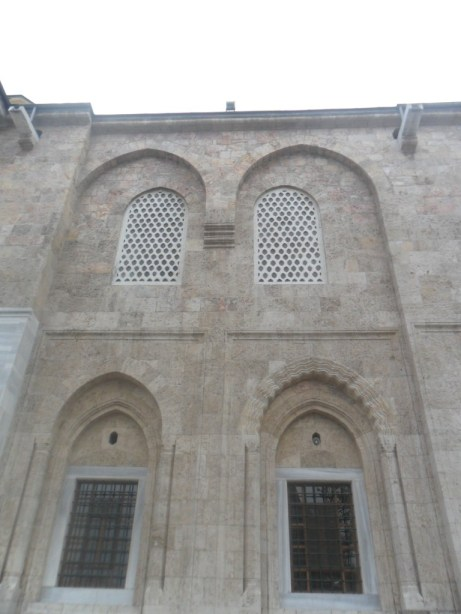 Bursa Ulu Cami Dış Duvarlar