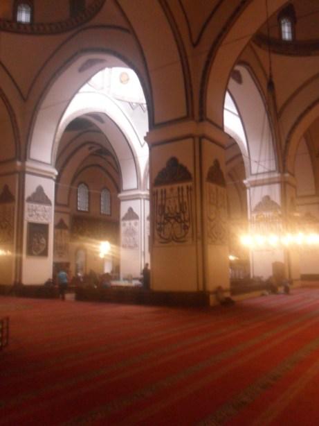 Bursa Ulu Cami Kemerler
