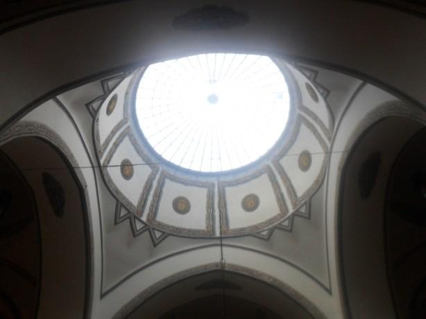 Bursa Ulu Cami Şadırvan Kubbesi