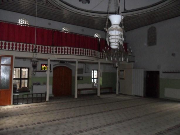 Eski Cami Balkon