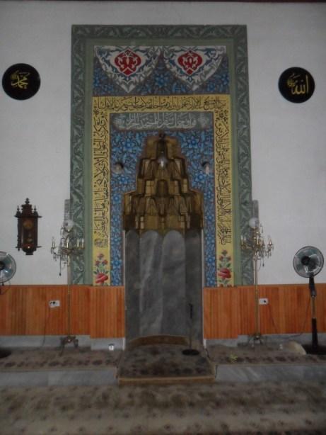 Eski Cami Mihrap