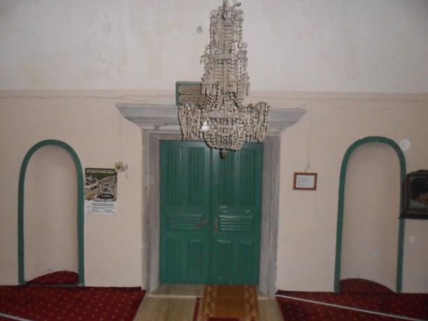 Fatih Cami Giriş Kapısı