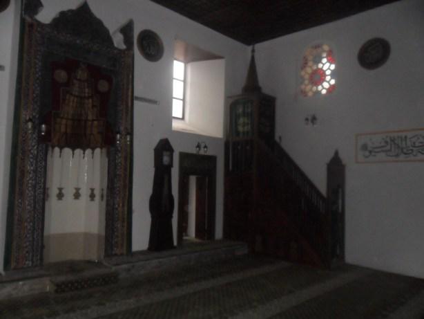 Hasan Bey Cami Mihrap ve Minber