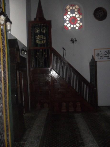 Hasan Bey Cami Minber