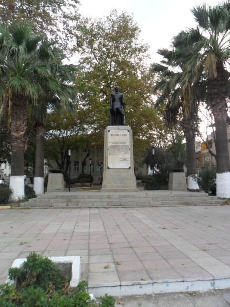 Mütareke Anıtı