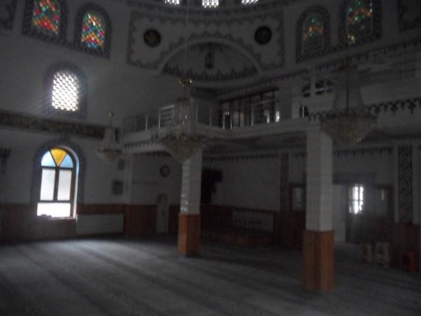 Tekke-i Cedid Cami Balkon