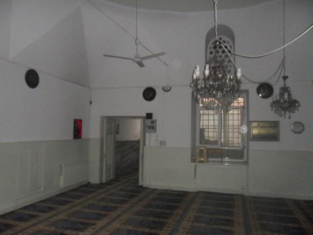 Yer Kapı Cami Beden Duvarları