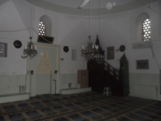 Yer Kapı Cami İç Kısım