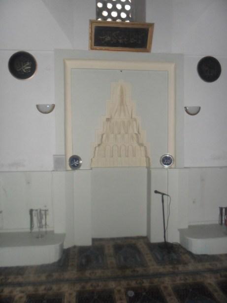 Yer Kapı Cami Mihrap