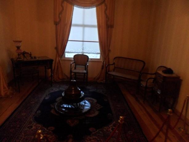 Atatürk Evi Müzesi Çalışma Odası