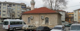 Selimzade Cami Arka