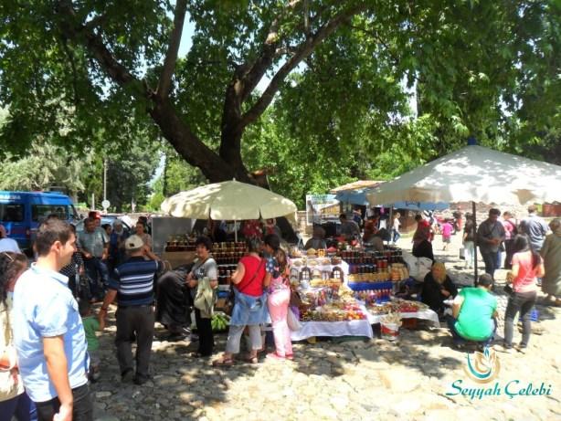 Cumalıkızık Köy Meydanı ve Pazar Alanı