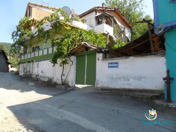 Gümüştepe Mahallesi Evleri