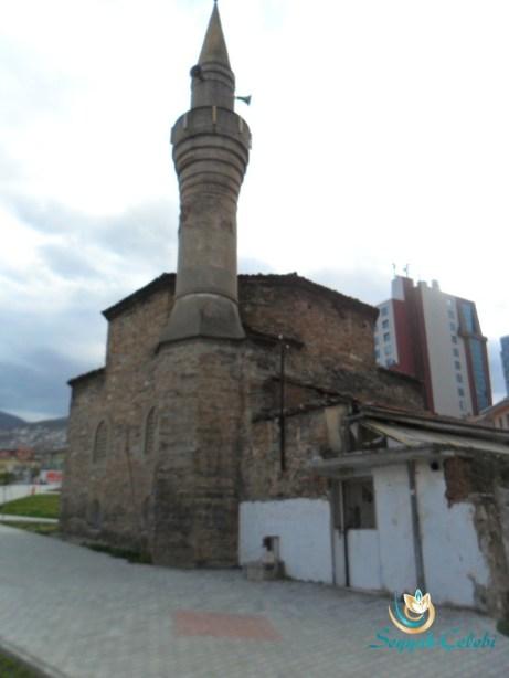 Kefensüzen Cami Minare
