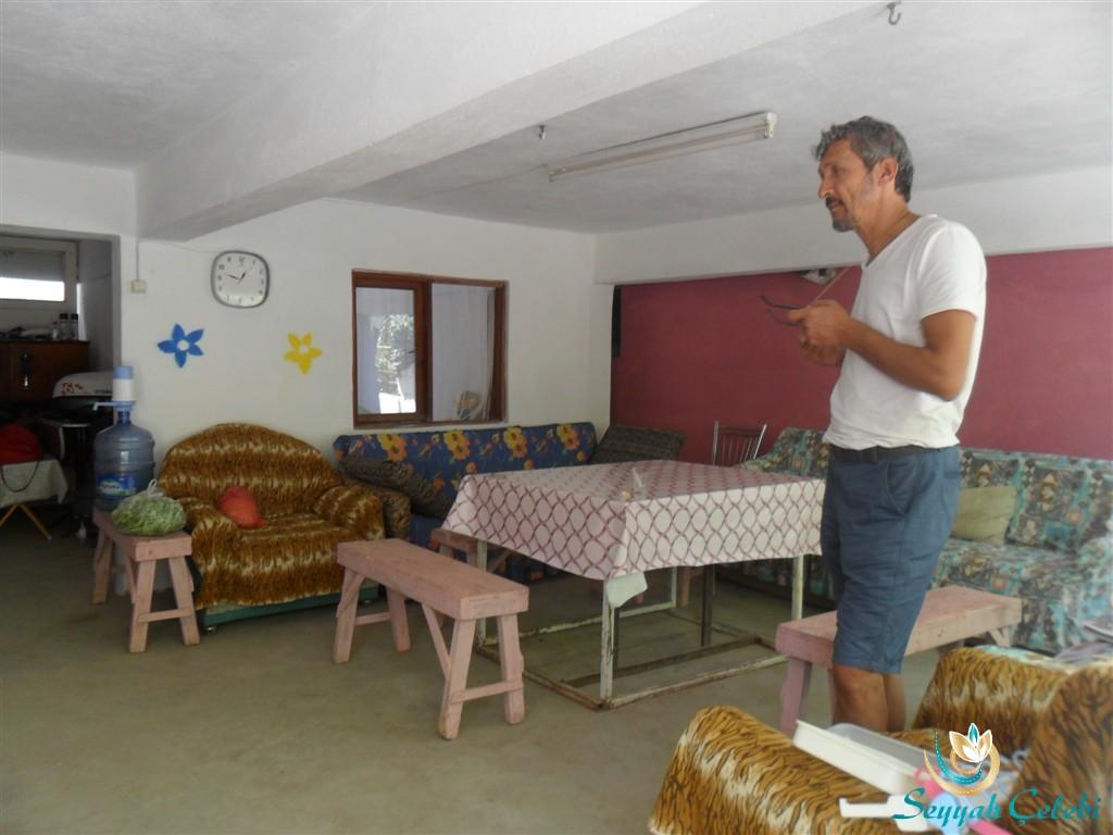 Maral Aile Kampı Ortak Alan