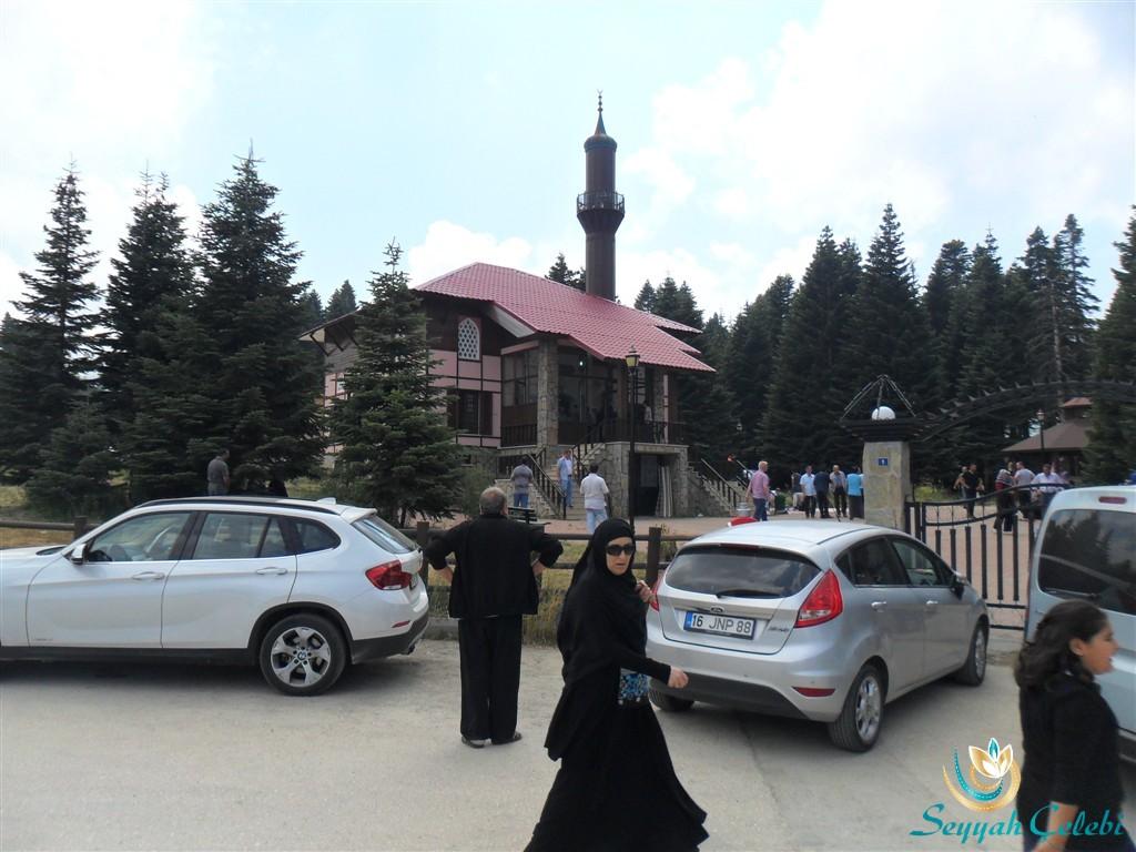 Uludağ Çobankaya Cami