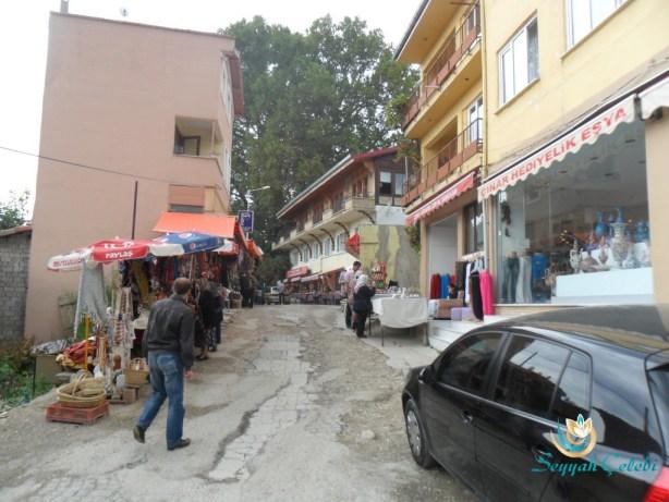 İnkaya Köyü Hediyelik Eşya Dükkanları