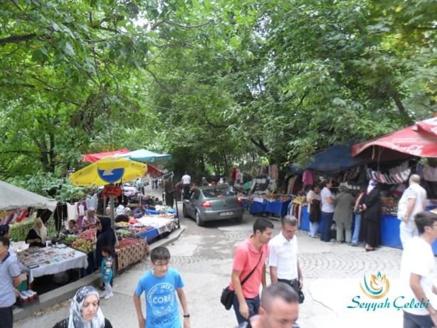 İnkaya Köyü Pazarı