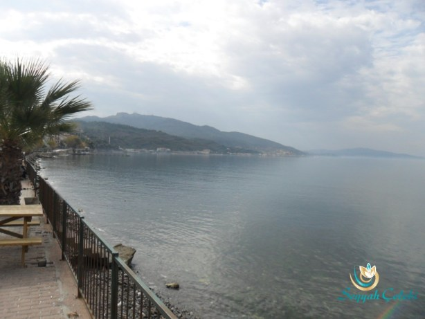 Kurşunlu Marmara Denizi