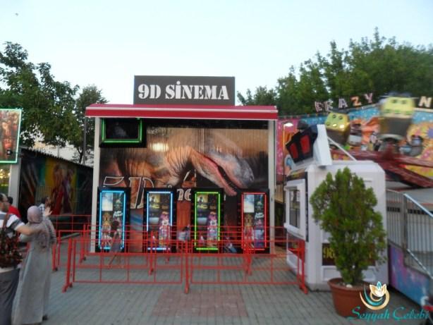 9D Sinema