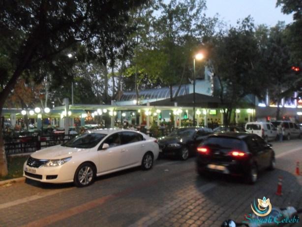 Bursa Kültürpark Restaurantlar