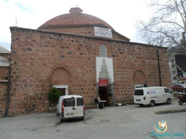 Bursa Tarihi Demirtaş Paşa Hamamı