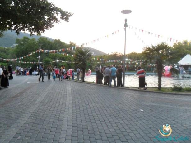 Kültürpark Havuz
