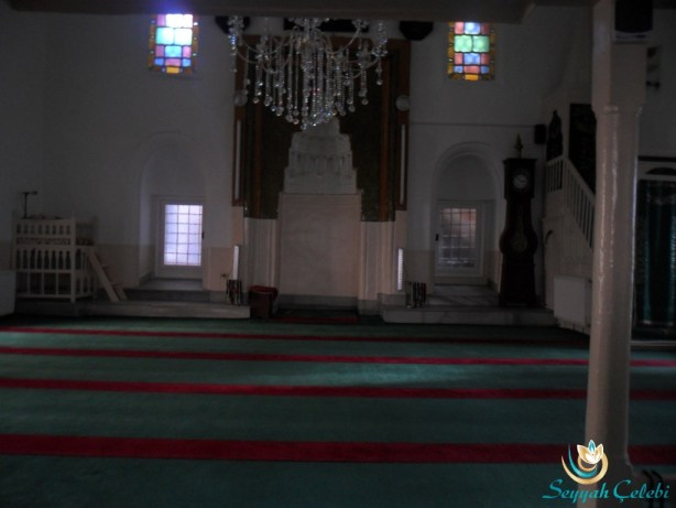 Arap Mehmet Camii İç Kısım