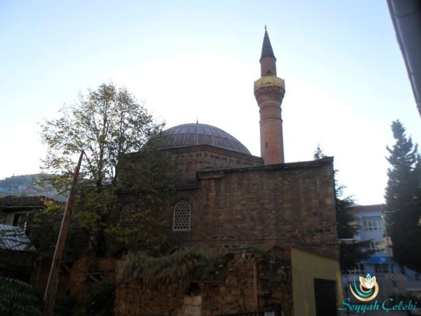 Arap Mehmet Camii Kubbe