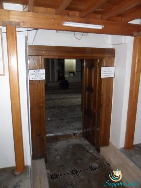 Karaşeyh Cami İç Kapı