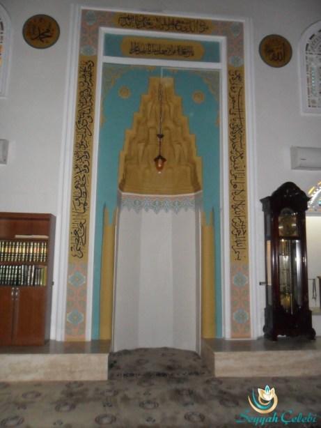 Karaşeyh Cami Mihrap
