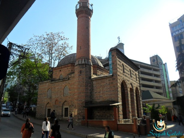 Karaşeyh Cami Sol Yandan