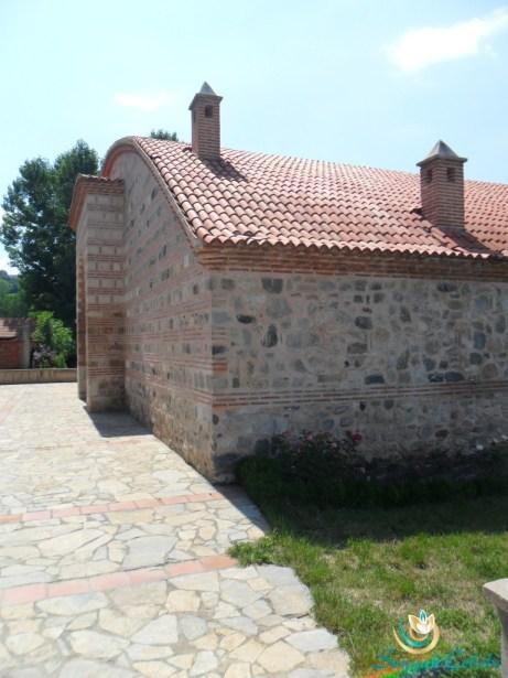 İnegöl Kervansarayı Sağ Çapraz
