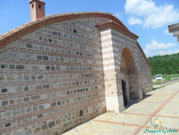Ortaköy Kervansarayı Yan Çapraz