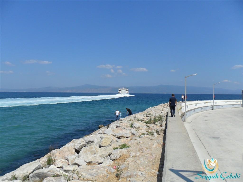 Güzelyalı Burgaz Deniz Marmara