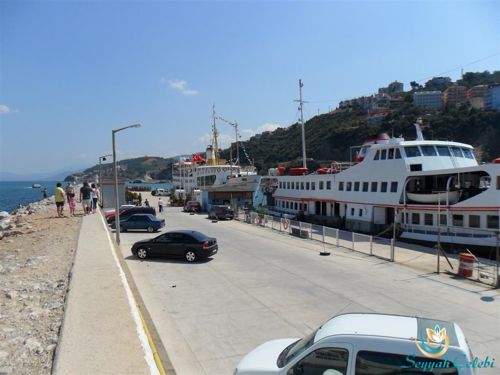 Güzelyalı Burgaz Gemi Restoran