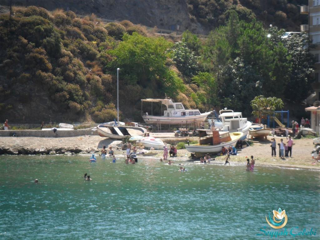 Güzelyalı Burgaz Plajı
