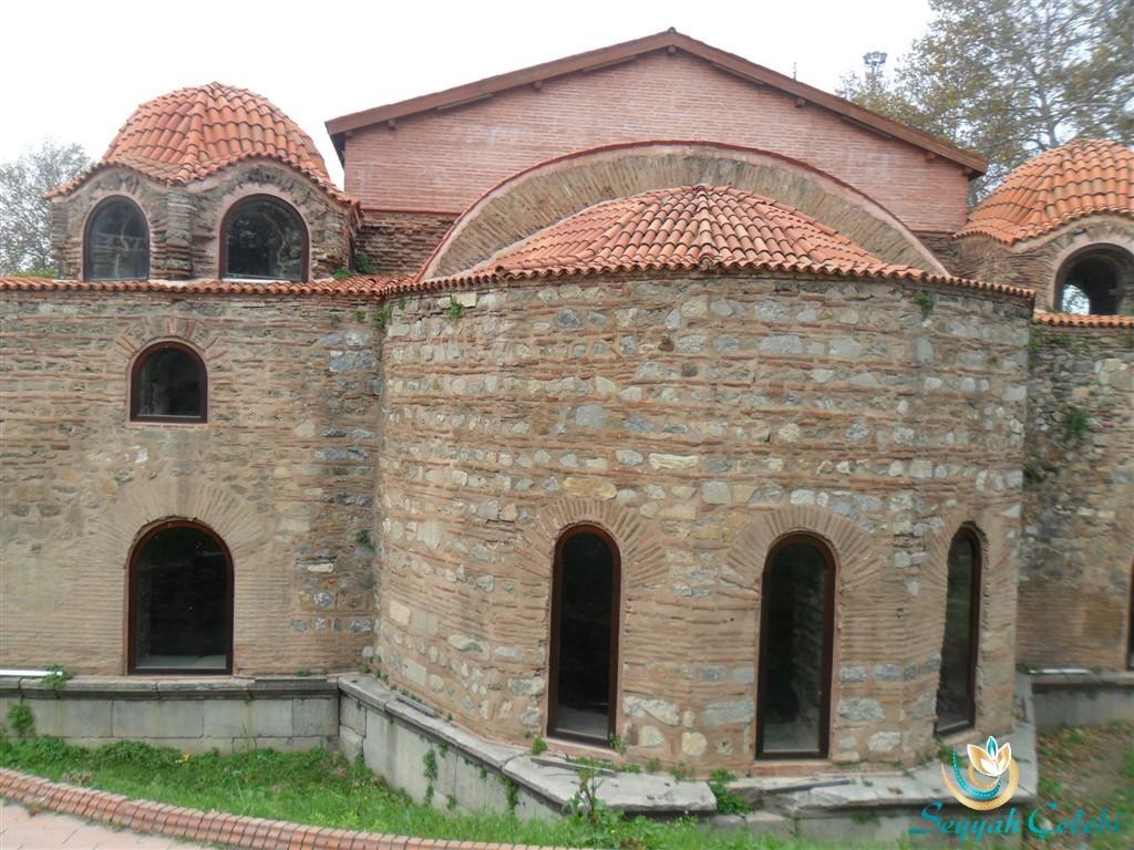 İznik Ayasofya Orhan Camii Doğu Tarafı