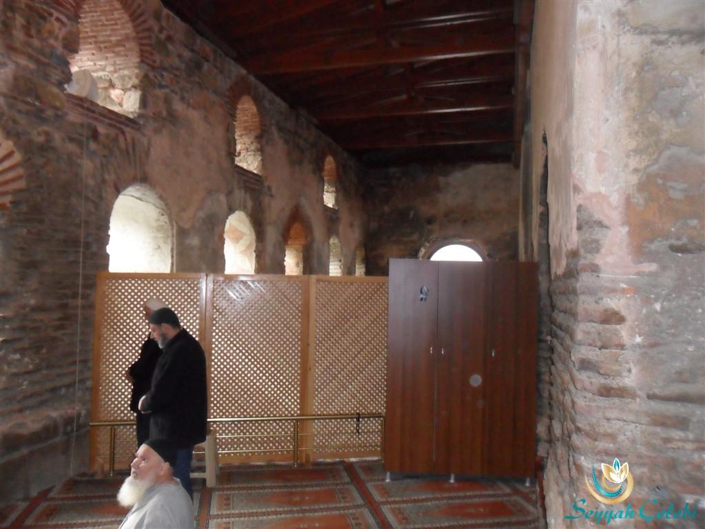 İznik Ayasofya Orhan Camii Kadın Namaz Yeri