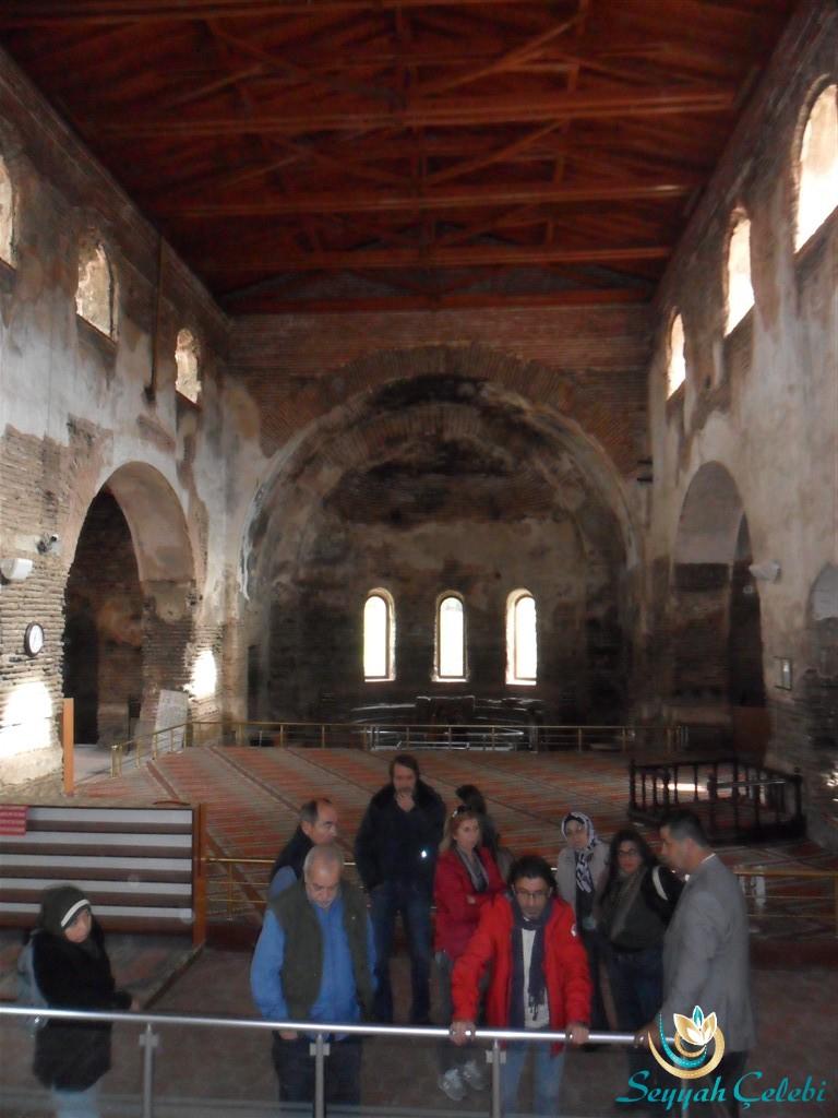 İznik Ayasofya Orhan Camii Tavan
