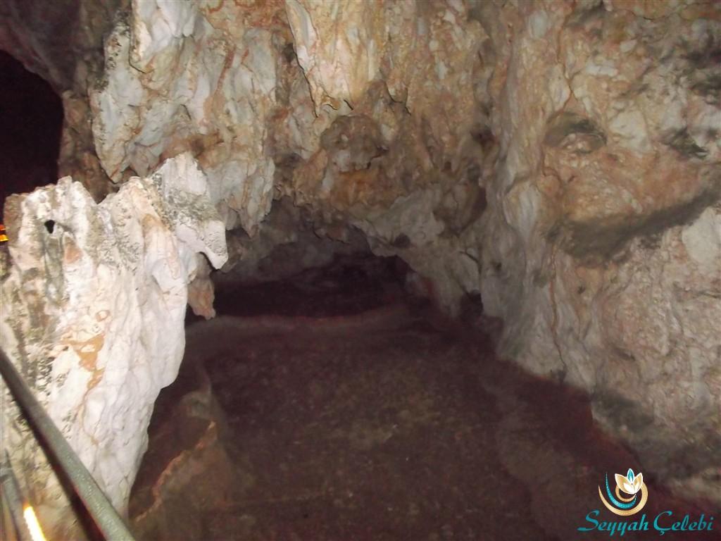 Oylat Mağarası Oluşumu
