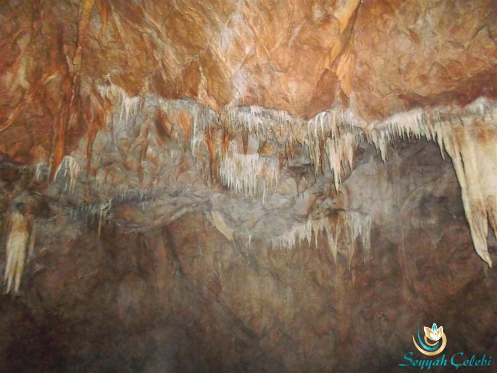 Oylat Mağarası Sarkıt Dikit Resimleri
