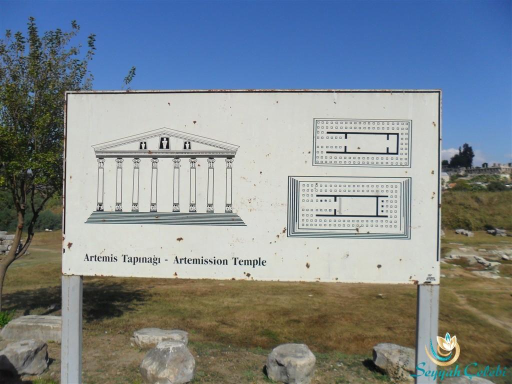 Artemis Tapınağı Resmi
